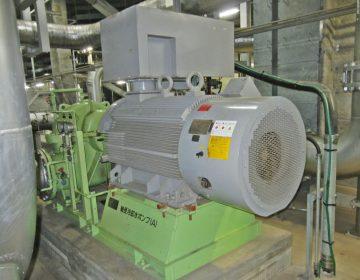 低圧電動機点検(440V)