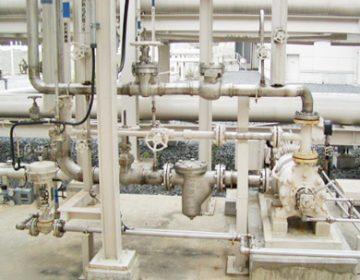 給水配管敷設